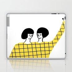 Dancing with myself Laptop & iPad Skin