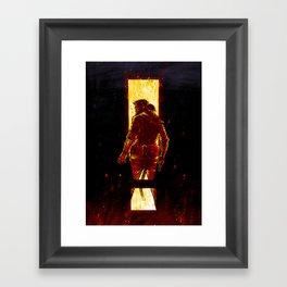 Venom Snake - Metal Gear Solid V: The Phantom Pain Framed Art Print