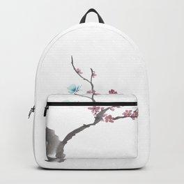Plum Tree Backpack