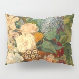 "Albertus Jonas Brandt ""Flowers in a Terra Cotta Vase"" Pillow Sham"