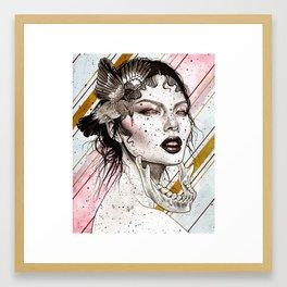 Alice III Framed Art Print