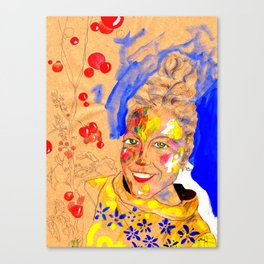 Smile 1 Canvas Print