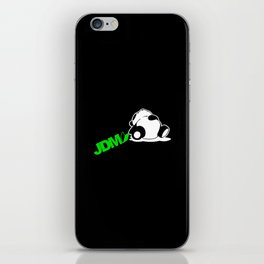 Sleepy Panda JDM iPhone Skin