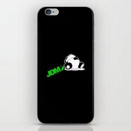 Sleepy Panda JDM iPhone Skin