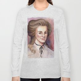 Elizabeth Hamilton after R. Earl Long Sleeve T-shirt