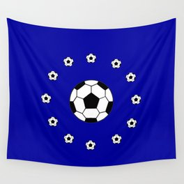 Ballon rond Wall Tapestry