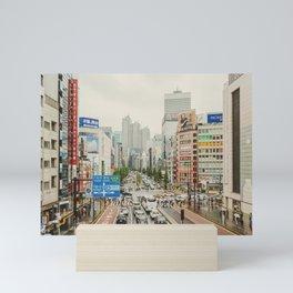 TOKIO III Mini Art Print