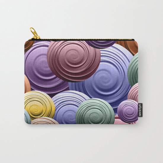 Swirl Pile Carry-All Pouch