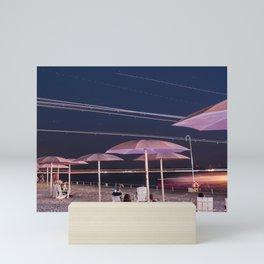 Urban Nights, Urban Lights 2 Mini Art Print