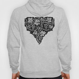 A Tailpiece of Grape Vines Hoody