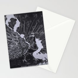 Affiche Peacock Stationery Cards