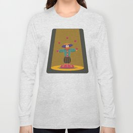 clown eye Long Sleeve T-shirt