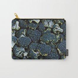 Broccoli Bleu 2 Carry-All Pouch