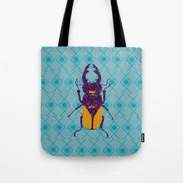 Odontolabis Delesserti Tote Bag