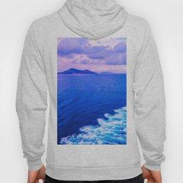 Aegean sea Hoody
