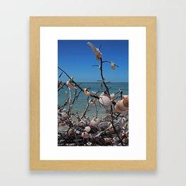 The Kindness Framed Art Print