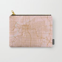 Kansas city map Carry-All Pouch