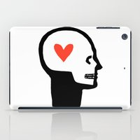 human iPad Cases featuring HUMAN by EMIL NASTI