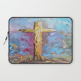 Colors of the Cross Laptop Sleeve
