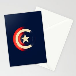 Captain Stationery Cards