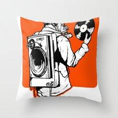 Spin Throw Pillow
