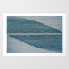 Island Waves Art Print