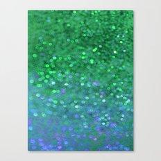 Sea Nymph Sparkle Canvas Print