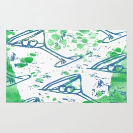 jellicle cocktails Rug