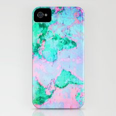 Wanderlust iPhone (4, 4s) Slim Case