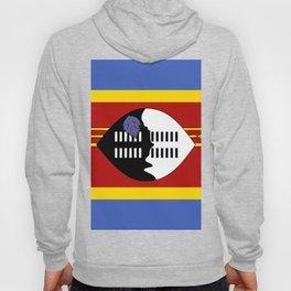 Flag of Swaziland Hoody