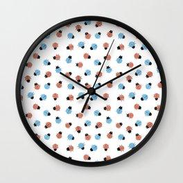 Bugs Bugs Bugs! Wall Clock