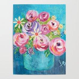 Fleurissez Poster