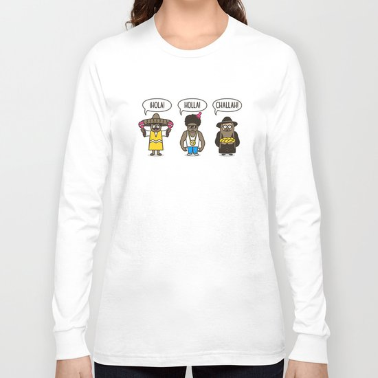 Holler At Your Boys Long Sleeve T-shirt