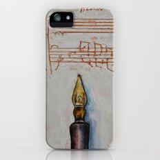 Music Slim Case iPhone (5, 5s)