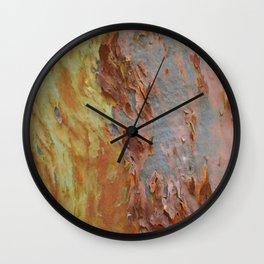 The beauty beneath Wall Clock