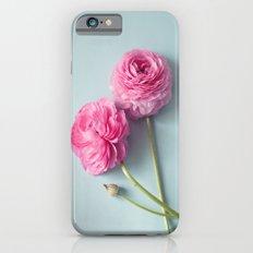 Ranunculus Love Slim Case iPhone 6s