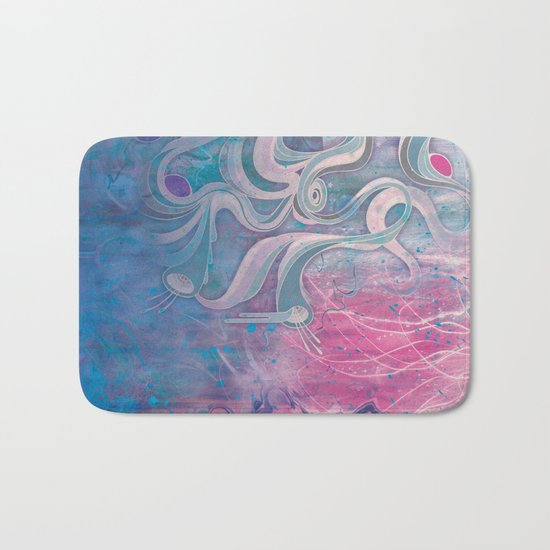 Electric Dreams Bath Mat