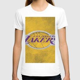 Los Angeles Laker T-shirt