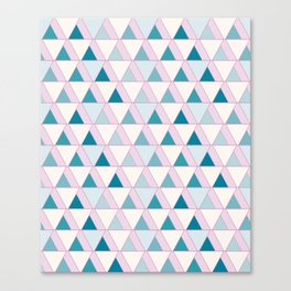 Top Triangle Canvas Print
