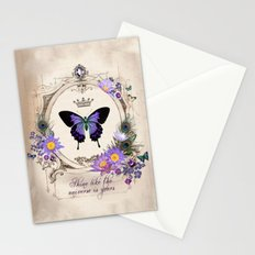 Shine like the universe is yours Stationery Cards