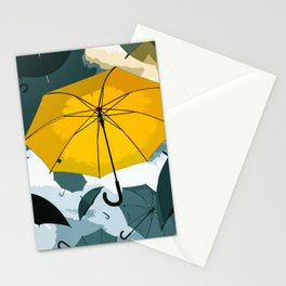 Let Your Uniqueness Stand Out Stationery Cards