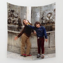 Happier Days Wall Tapestry
