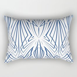 Pinstripe Pattern Creation XXI Rectangular Pillow