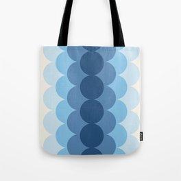 Gradual Glacial Tote Bag