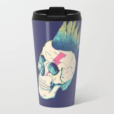 Skull Punk Travel Mug