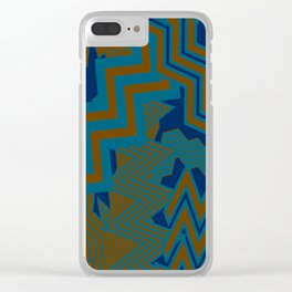 Jazz Clear iPhone Case