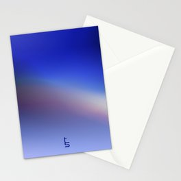 Evening Solstice Stationery Cards