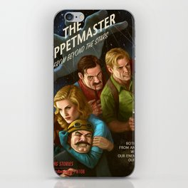 The PuppetMaster iPhone Skin