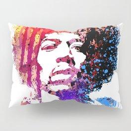 JIMI GOD / RED001 Pillow Sham