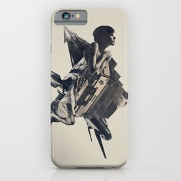 Heat Lightning iPhone Case